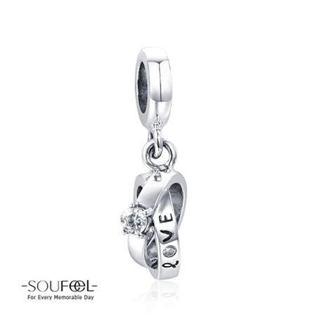 Wedding Rings Pandora by Pandora Wedding Ring Charm Pandora Jewelry Prices