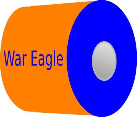 war eagle toilet paper clip art  clkercom vector clip art  royalty  public domain