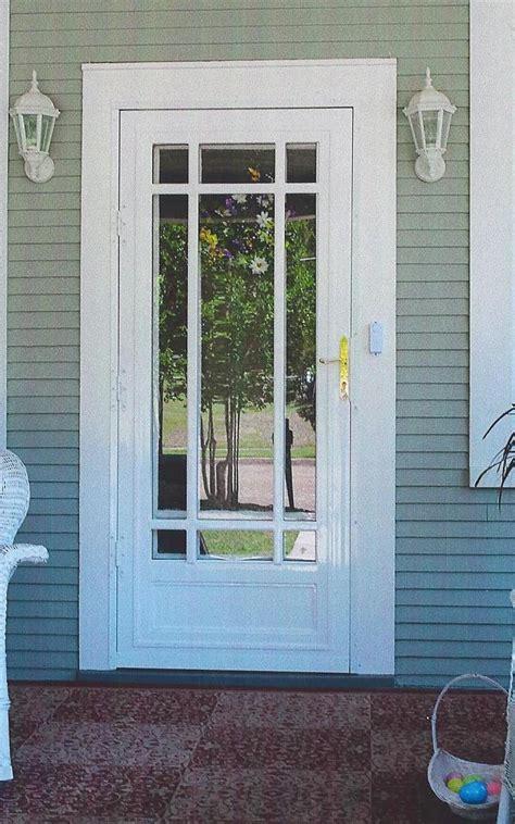 Strom Door by Security Doors Classic Ironworks