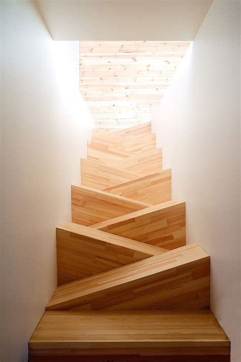 Abstrack Set by Unique Creative Staircase Designs Pictures And Inspiration
