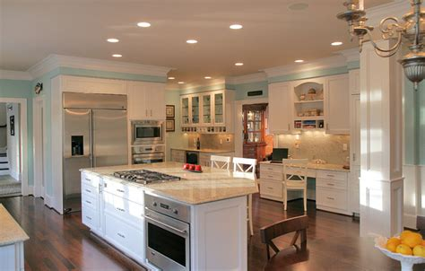 ranch home kitchen design potomac md brick ranch home to nantucket style