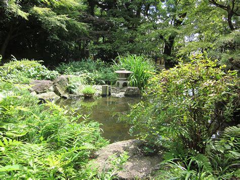 Mit Freundlichen Grüßen Auf Japanisch Rakusui En Japanischer Garten Nipponya