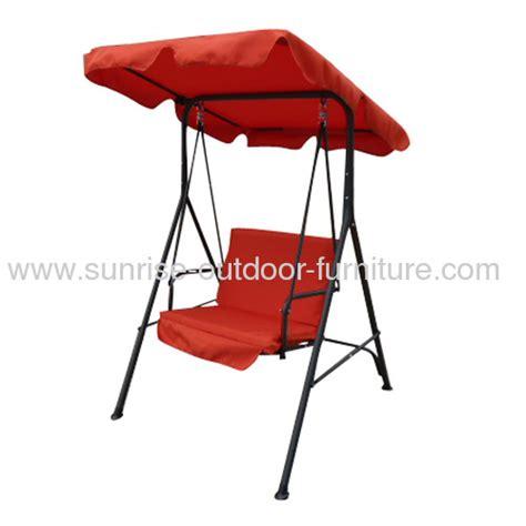 single seat swing chair single luxury seat swings from china manufacturer linhai