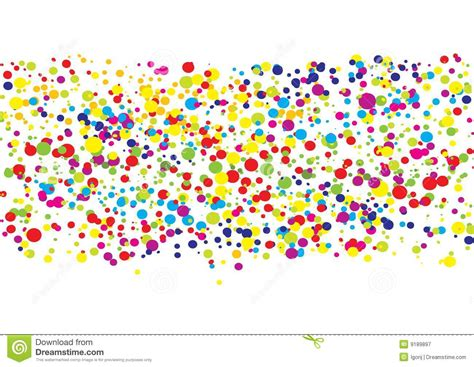 colorful bright ink splat design stock vector image