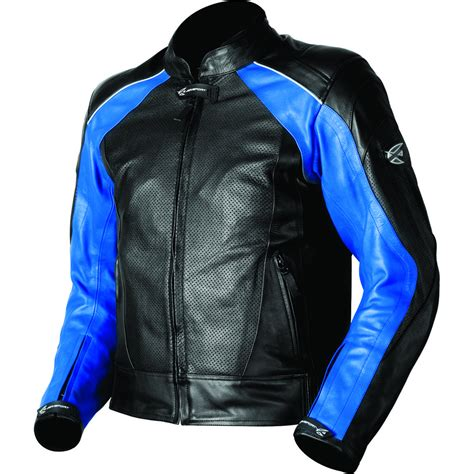 blue motorbike jacket motorcycle jackets for men jackets