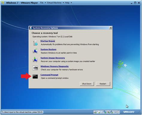 cd format exe password clearing lesson 3 use a windows recovery cd to