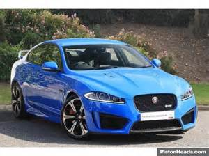 Jaguar V8 Supercharged Used 2014 Jaguar Xf 5 0 V8 Supercharged Xfr S 4dr Auto