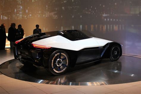 nissan electric sports car nissan bladeglider live preview gallery of electric