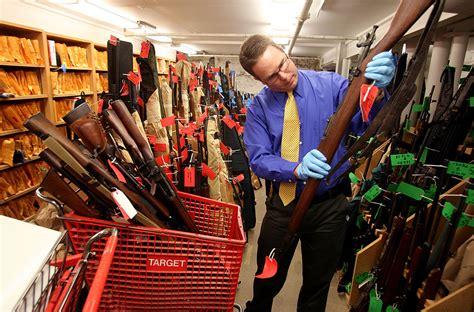 police departments gun vault armory blog