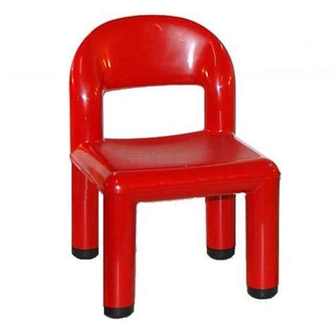 sedie per bimbi sedia bimbi rossa nido arredo per asiliarredo per asili