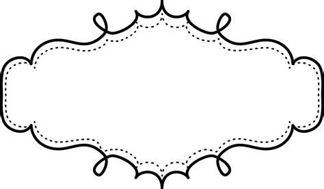 imagenes blancas sin letras marcos en blanco y negro para imprimir gratis oh my