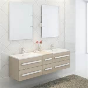 ensemble meuble salle de bain 2 vasques 2
