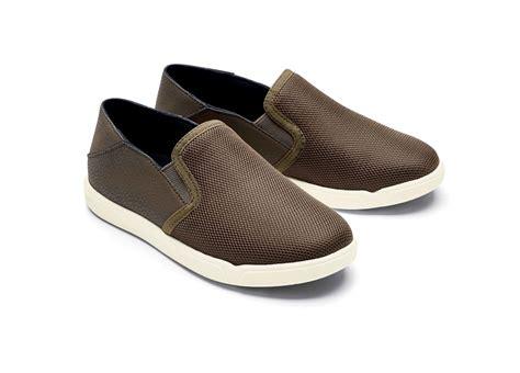olukai kahu maka boy s slip on supportive shoe free shipping