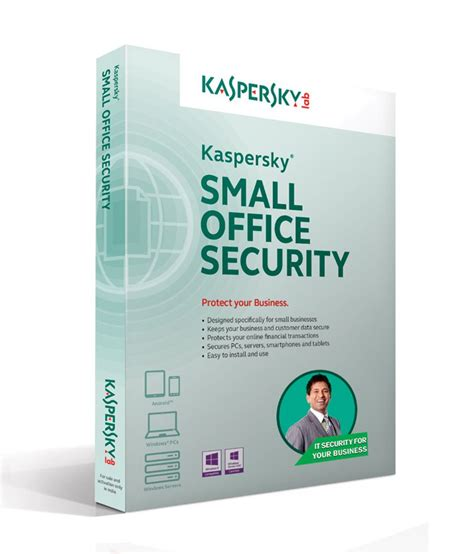 Antivirus Kaspersky Small Office Security kaspersky small office security 20 pcs 2 file server 20 mobile security 1 year buy