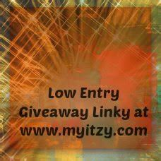 Low Entry Giveaway Linky - low entry giveaway linky my itzy