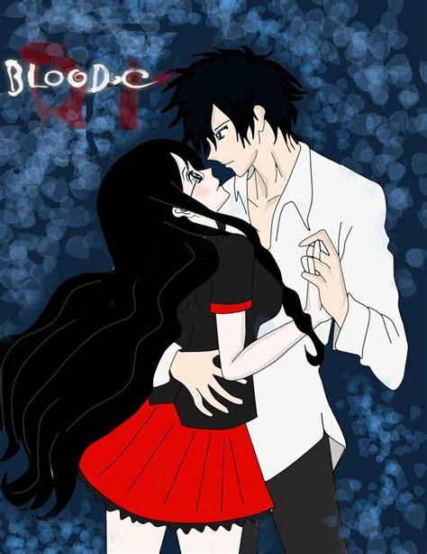 C Anime by Saya E Tokizane By Xiaoyusan Blood C