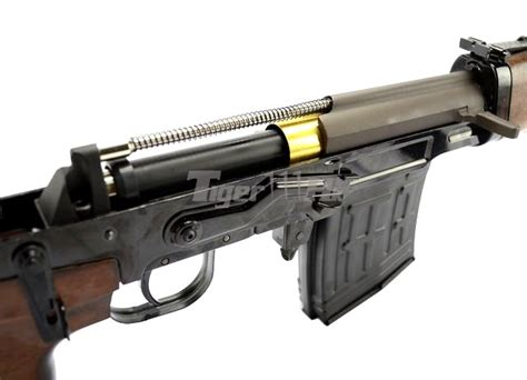 King Arms Metal Dragunov SVD Air cocking Sniper Rifle