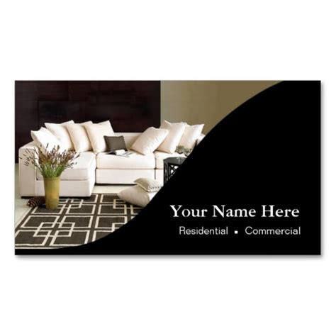 amazing interior design business card 6 home staging