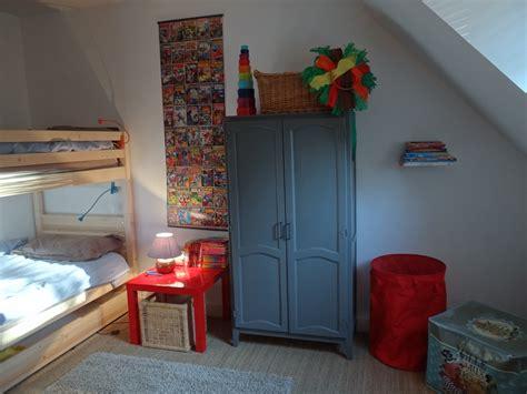 chambre d馗o chambre des ain 233 s photo 2 3 vieille armoire repeinte