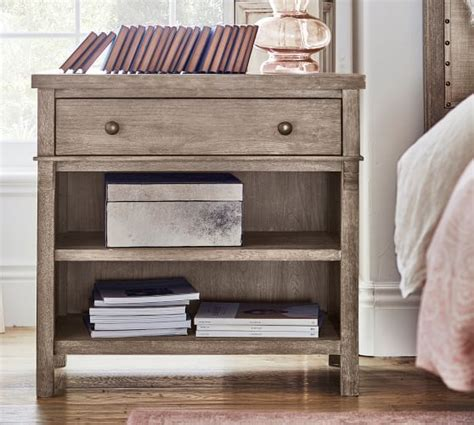 toulouse nightstand pottery barn