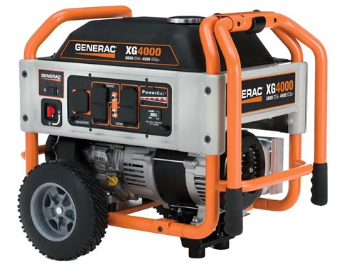 Small Generator For Home Use Price Generac 5843 Xg4000 Commercial Or Home Use Portable