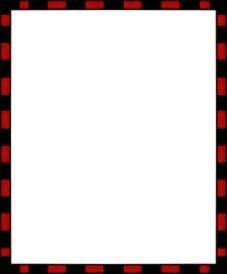 Paper Ad Design Templates simple border designs for a4 paper clipart best