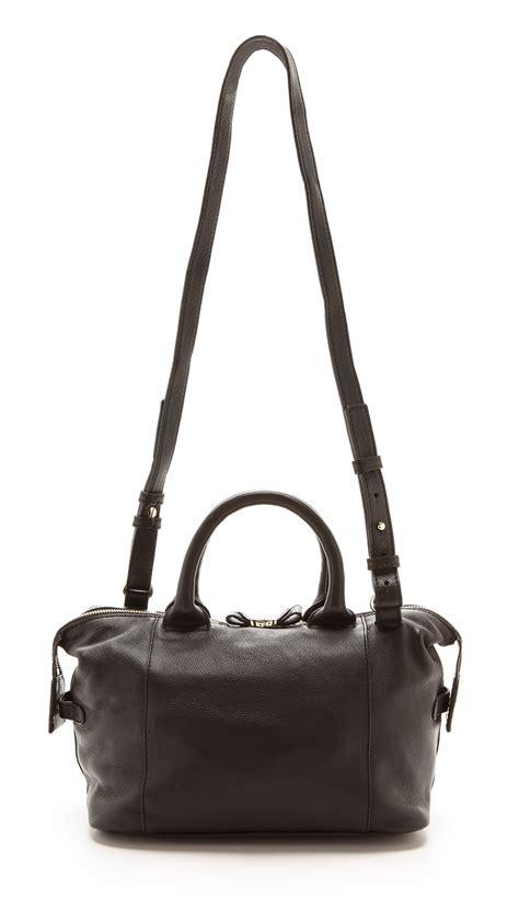 chloe kay handbag stone  black lyst