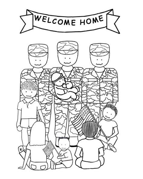 Welcome Home Pages Coloring Pages Welcome Coloring Pages