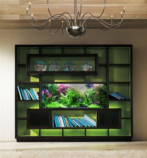 aquarium design network tanked built in bookshelf fish tank under the sea pinterest