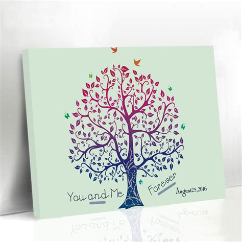 engagement picture guest book aliexpress buy wedding guest book alternatives