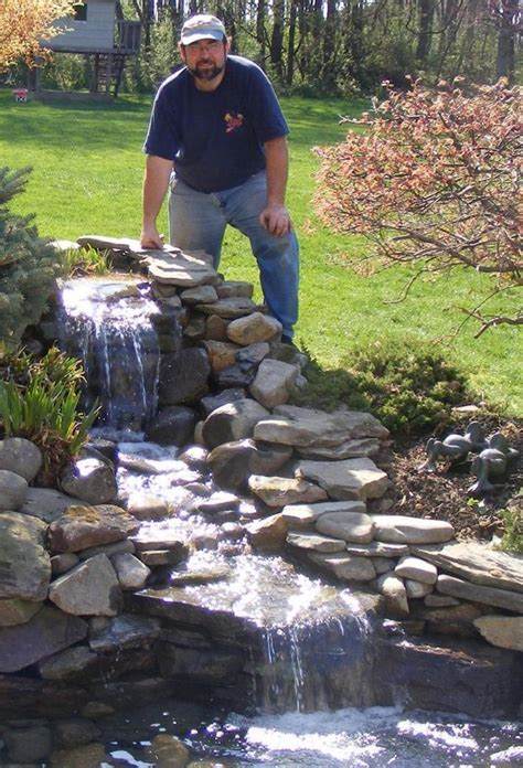 backyard waterfalls and ponds backyard waterfalls and ponds found on