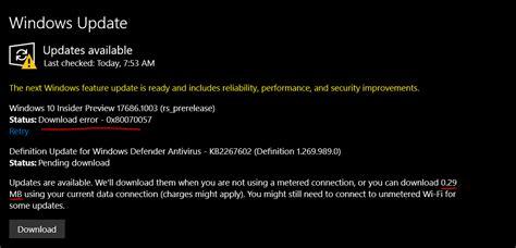 windows update    update  build  super user
