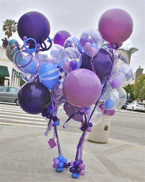 25 best ideas about balloon arrangements on pinterest