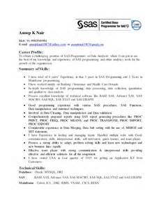 Sas Developer Cover Letter by Sas Resumes Related Keywords Suggestions Sas Resumes Keywords