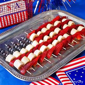 elevate wellness fourth of july snacks and treats