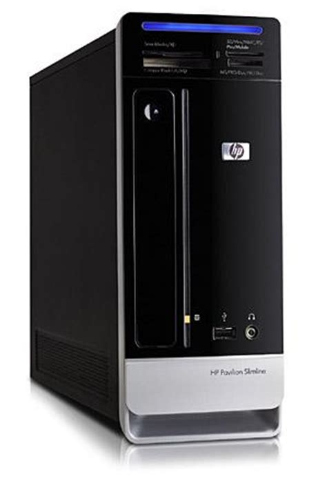 Hp Pavilion Slimline 450 023d hp pavilion slimline s3020n pc review rating pcmag