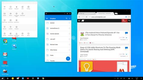 Android Like Os For Pc by Remix Os For Pc Coming Mid January Will Let You Install