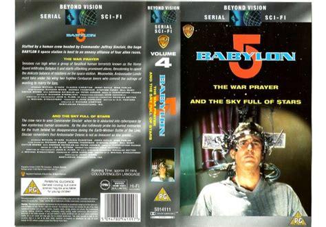 prayers in steel the skin walker war volume 1 books babylon 5 vol 4 the war prayer and the sky of