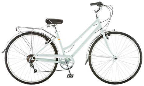 schwinn comfort hybrid womens road hybrid comfort cruiser bike bicycle 7 speed