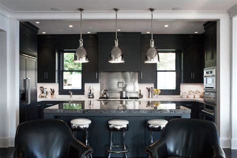 modern black kitchen 10 amazing modern kitchen cabinet styles