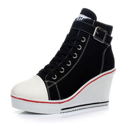 high heel sneakers buy wholesale high heel sneakers from china high
