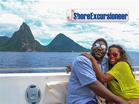 catamaran excursion st lucia st lucia soufriere coastal catamaran sailing excursion