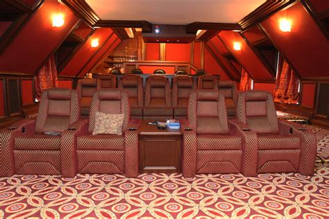 comfortable home theater seating home theater seating projects home theater chairs