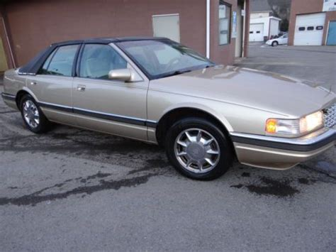 how petrol cars work 1997 cadillac seville instrument cluster find used 1997 cadillac seville sls sedan 4 door 4 6l in