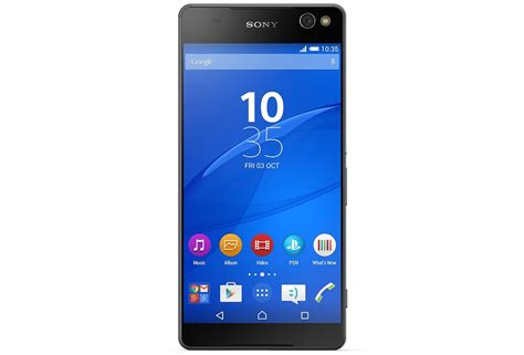 Soft Xperia C5 Glossy sony xperia c5 ultra specs and release date