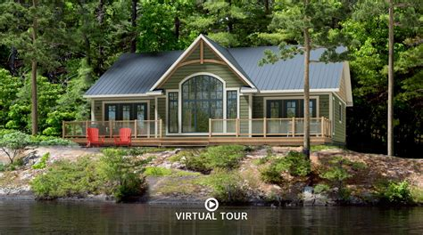 muskoka beaver homes and cottages home building centre