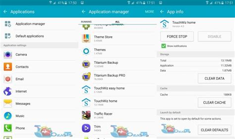 how to fix quot unfortunately touchwiz home has stopped quot on