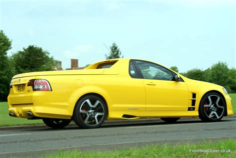 vauxhall vxr maloo vauxhall maloo vxr8 2012 drive by profile front seat driver