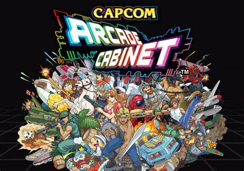 Capcom Arcade Cabinet by Review Capcom Arcade Cabinet