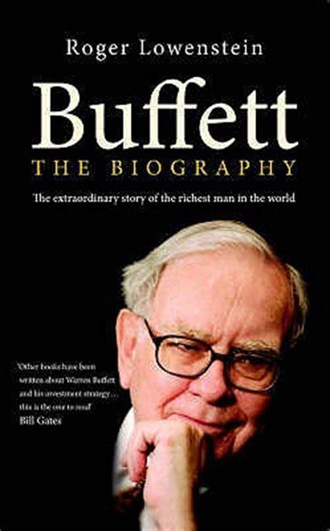 warren buffett by roger lowenstein reviews discussion